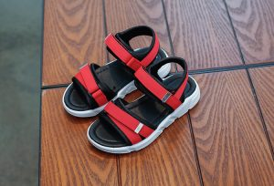 0a8aa3a27329 Ribbon boy sports casual sandals – Sandals Manufacturers