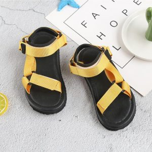 Children's Velcro Sandals – Sandals